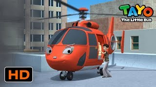 Download Tayo English Episodes l The New Rescue Team and the Emergency Center l Tayo the Little Bus Mp3