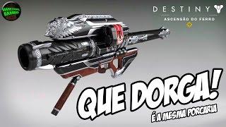 Destiny - Notícias! Gjalla, Momentos de Triunfo, Preço DLC, LIVE!