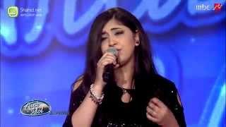 Arab Idol - ايمان عبد العزيز - حيرت قلبي - الأغنية الحاسمة