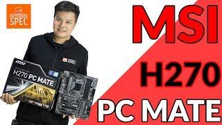 msi H270 PC Mate Драйвера