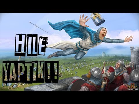 Hile Yaptık !!! || Age Of Empires HD Edition
