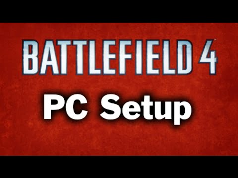Battlefield 4 - My USER.CFG and Game Options Setup