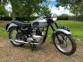 Triumph T110 1954 650cc for sale