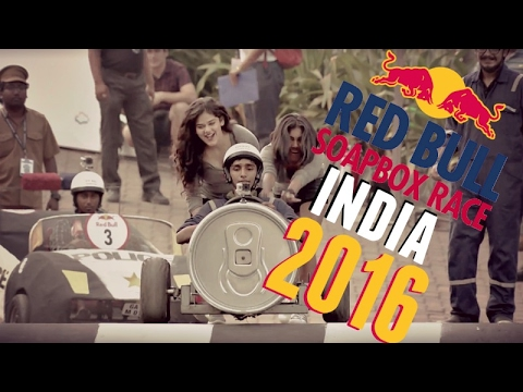 RED BULL SOAP BOX RACE MUMBAI, INDIA 13TH NOVEMBER, 2016