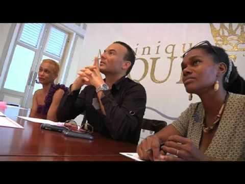Martinique Queens 2010 l'academy Module1-Semaine1