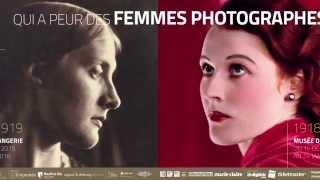 Qui a peur des femmes photographes ? 1919-1945