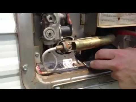 110 Water Heater Thermostat Wiring Diagram Replacing The Water Heater Element In An Rv By How To Bob