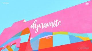 BTS (방탄소년단) - Dynamite Piano Cover
