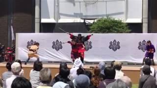 2017年6月3日(土)滋賀県長浜市 第4回近世城下町ふるさとまつり 【殺陣...