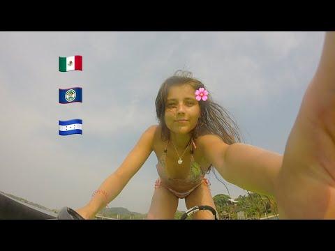 Travel in Central America // Mexico, Belize, Honduras 2018