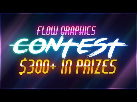 Holiday Design Contest! HUGE PRIZES! | Flow Graphics
