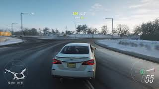 Forza Horizon 4 Review And Driving 2018 Nissan Sentra Nismo On Top Speed