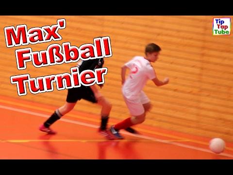 Max XXL Fußball Turnier Sonntag Soccer Compilation TipTapTube