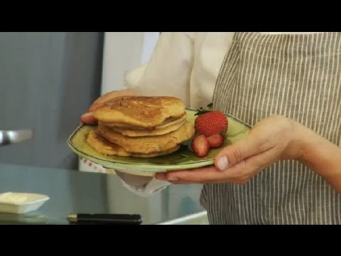 How to make delicious peanut butter pancakes making pancakes how to make delicious peanut butter pancakes making pancakes ccuart Choice Image