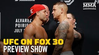 UFC on FOX 30 Preview Show - MMA Fighting