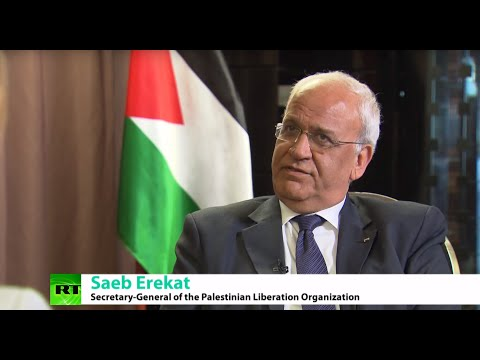 GOOD WAR, BAD PEACE? Ft. Saeb Erekat, Secretary-General of the Palestinian Liberation Organization
