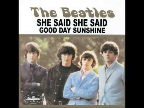The Beatles - Good day sunshine - Fausto Ramos