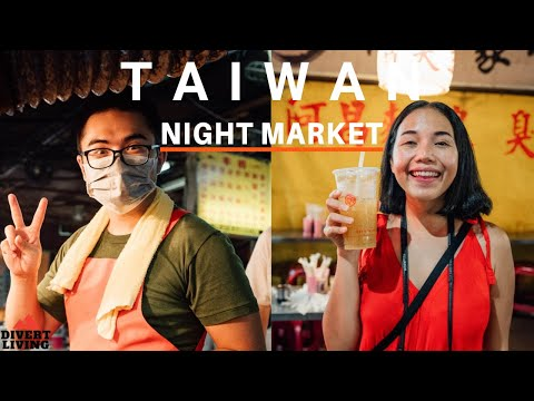 It's Very Underrated Here - Taipei Night Market That We never Heard Of 🇹🇼