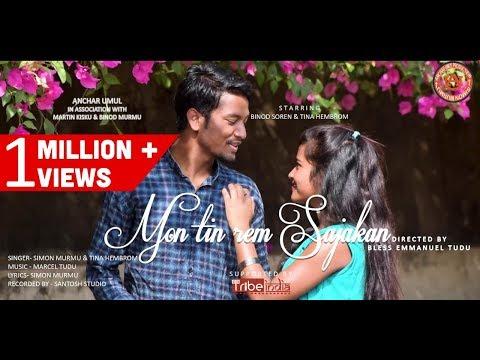 New Santhali Video 2018 Mon Tin Rem Sajakan