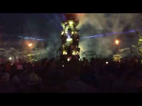 The Afterburner T In The Park 2013
