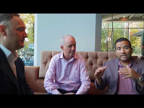 Interviu cu Kiran Krishnan & Tom Bayne - Microbiome Labs Team