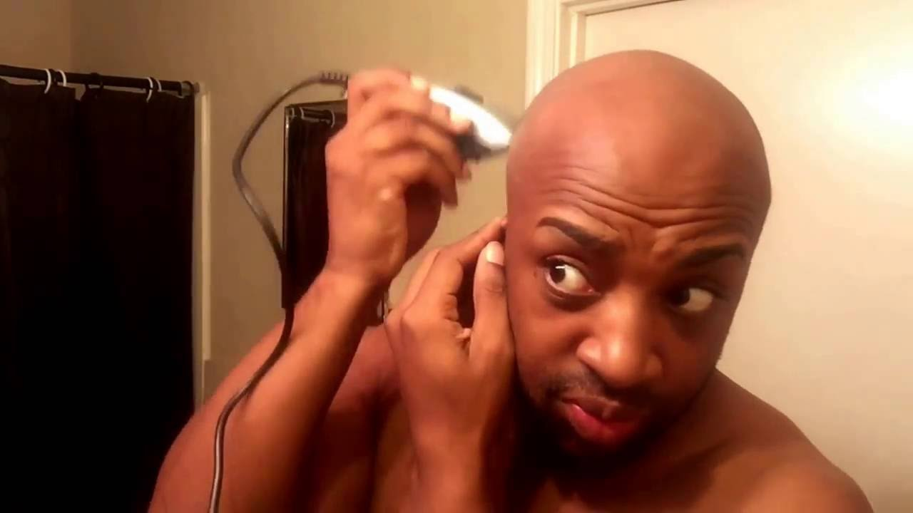 How To Keep A Bald Head Clean Manscaping