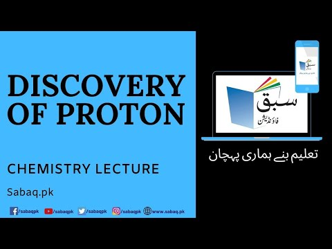 Discovery of Proton