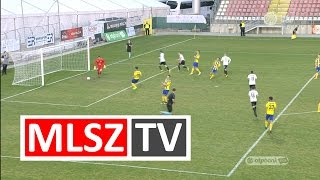 Swietelsky Haladás – Mezőkövesd Zsóry | 4-2 | OTP Bank Liga | 24. forduló | MLSZTV