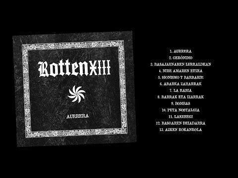 Download Rotten XIII - AURRERA [Full Album]