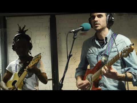 'Diantoti' // KDN live session on The Tom Robinson Show, BBC6 Music 17.11.18