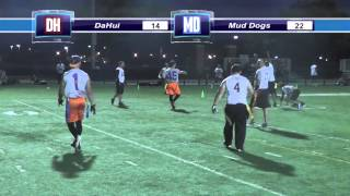 Game of the week - Mud Dogs vs Dahui