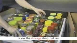Kitchen Storage Solutions By The Storage Shop