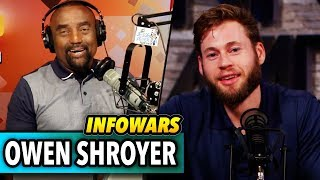 Owen Shroyer from Infowars on The Jesse Lee Peterson Show thumbnail