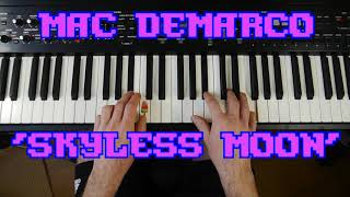 Mac DeMarco 'Skyless Moon' chords