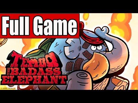 Tembo the badass elephant прохождение