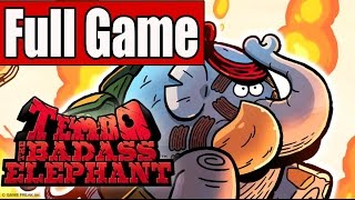 Tembo The Badass Elephant Full Game Walkthrough Gameplay Lets Play