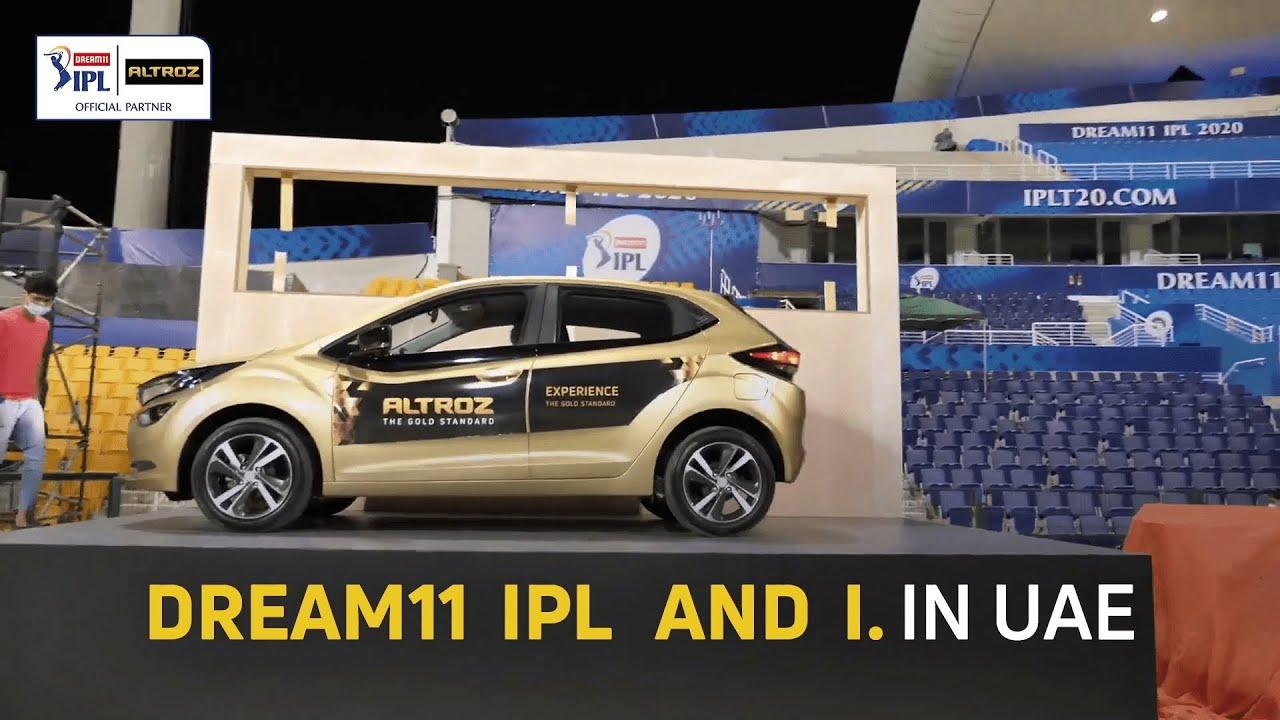 ALTROZ X Dream11 IPL | Getting Ready For The Big Night!