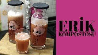 Kırmızı Erik Kompostosu - Naciye Kesici - Yemek Tarifleri