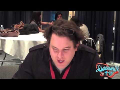 Chris Fedak Talks Chuck at WonderCon 2010