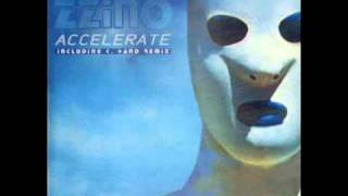 Zzino - Accelerate (K Hands Vision) (1996)