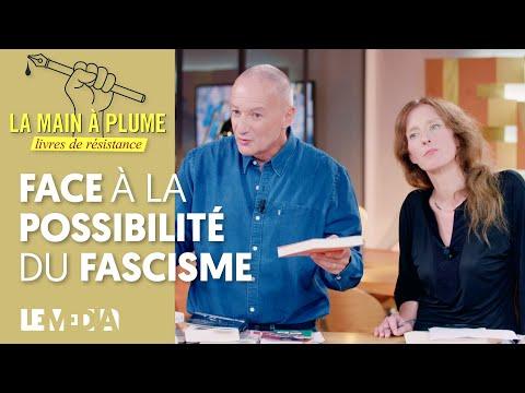 FACE À LA POSSIBILITÉ DU FASCISME, RÉSISTANCES D'HIER ET D'AUJOURD'HUI