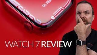 Apple Watch Series 7 In-Depth Review [8K]