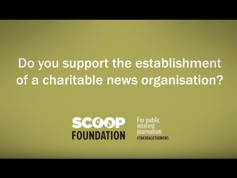 Do you support the establishment of a charitable news organisation?