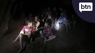 Thai Cave Rescue of Wild Boars - Behind the News