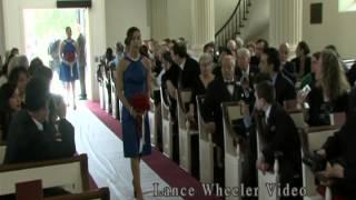 West Point Wedding- Lance Wheeler Video