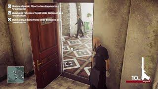 Destination: sapienza (the hamartia compulsion)escalation: level 5using this walkthrough you can achieve: never spottedno noticed killsno bodies foundno reco...