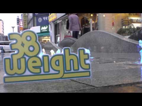 38 Weight:  Surfing in the Hermit Kingdom