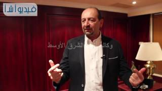 بالفيديو .. رئيس اون سبورت : استخدمنا احدث التقنيات الفنية فى نقل مباراة مصر وغانا