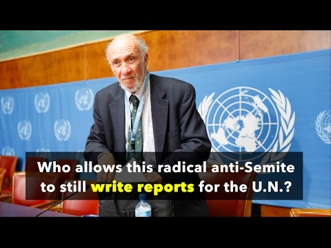 What the media doesn't want you to know about Richard Falk's new U.N. Report