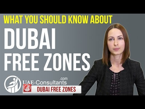 Free Zones in UAE: Freezones in Dubai and United Arab Emirat